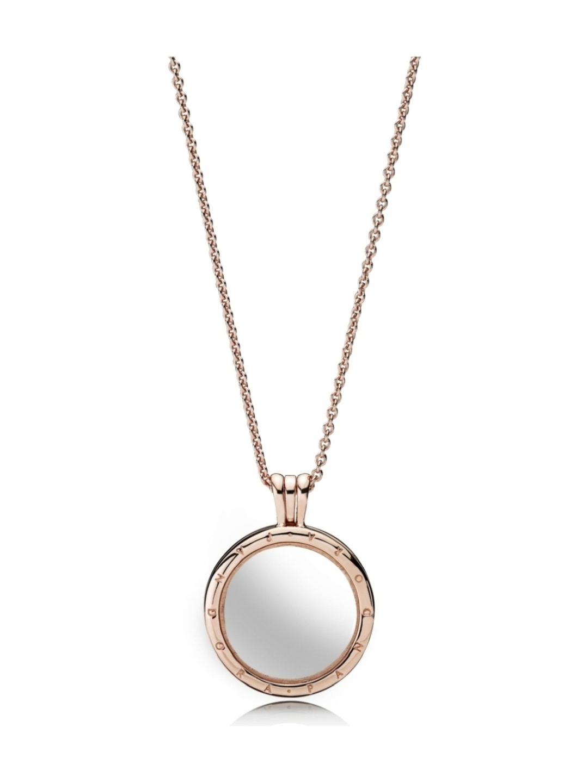 collier perle pandora rose